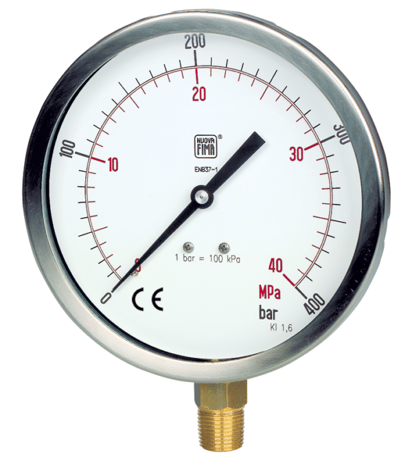 Pressure Gauge MS1-DN150